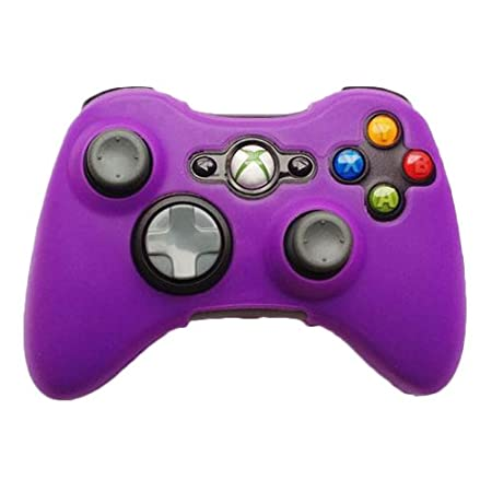 HDE® Silicone Skin fits Xbox 360 Controller - Purple