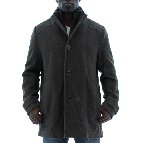 Kenneth Cole Reaction SB Car Coat Men's Peacoat