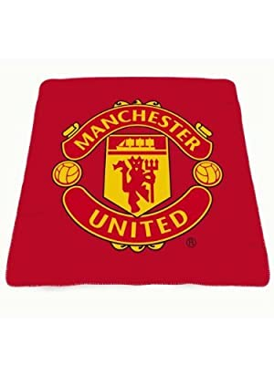 Official Manchester United FC Blanket