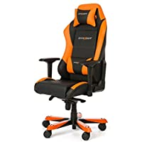 DX Racer Iron Gaming Chair - Orange and Black - OH/IS11/NO