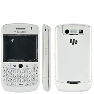 Generic BlackBerry 8900 Full Body Housing Panel - White