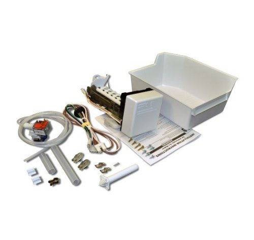 Whirlpool Ice Maker Assembly front-268609