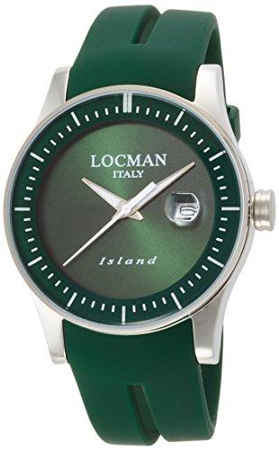 Orologio Unisex Locman Island Ref 600 Verde 060000gw-grwsig