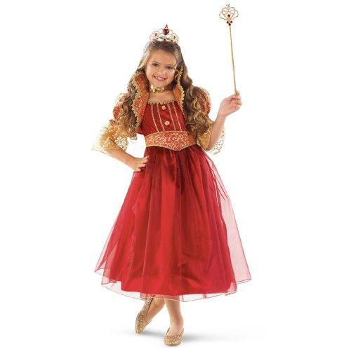 Big Girls' Renaissance Damsel Dress Medium (8-10)