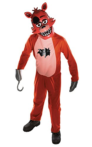 Rubie's Costume Kids Five Nights at Freddy's Foxy Costume, Large