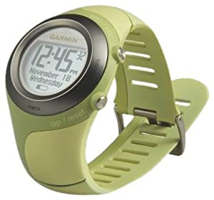 Garmin GPS Forerunner 405 ohne Herzfrequenzsensor, grün