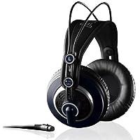 『【国内正規品】 AKG プロフェッショナルスタジオモニター・セミオープンヘッドフォン K240MK2』