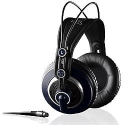 【国内正規品】 AKG プロフェッショナルスタジオモニター・セミオープンヘッドフォン K240MK2