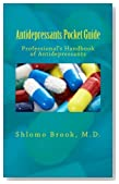 Antidepressants Pocket Guide