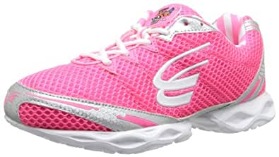 SPIRA Women's Stinger 3 Running Shoe,Bubblegum/White,9 B US
