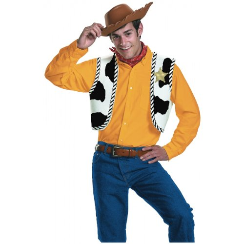 Woody Kit Costume Accessory Set