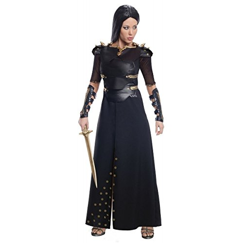 [GSG Artemisia Costume Adult 300 Womens Greek Warrior Halloween Fancy Dress] (Womens Three Musketeers Costumes)