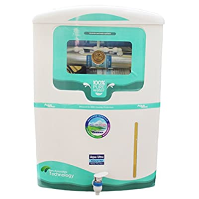 AquaultraA300 NOVO 14Stage 15lph Ro+Uv+Uf+Mineral+Tds Controller water Purifier