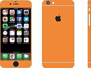 Apple Iphone6 Skin Bright Orange