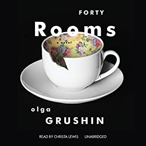 Forty Rooms Audiobook