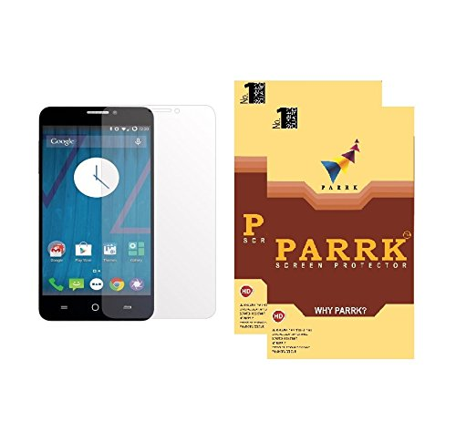 PARRK Diamond & Matte Combo Screen Guard for Micromax Canvas Mad A94  available at amazon for Rs.189