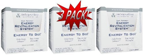 ITI Integrative Therapeutics - End Fatigue Energy to Go! Travel Pack Berry Flavor (14 Packets) 3 Pack (END16)