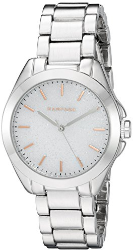 Rampage Women 's ' Classic ' Quartz Metal and Alloy Automatic Watch , Color : silver-toned (モデル: rp1062sl )