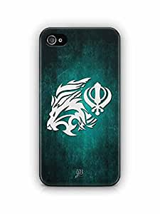 YuBingo Shera di Kaum Designer Mobile Case Back Cover for Apple iPhone 4