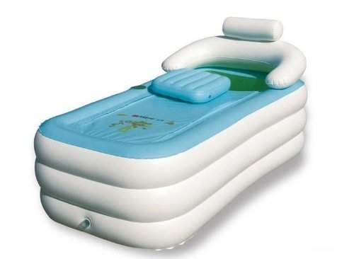 Baby Inflatable Bath Tub front-320087