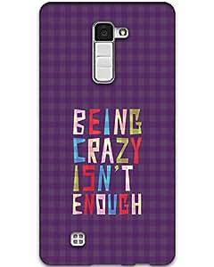 LG K7 Back Cover Designer Hard Case Printed Cover