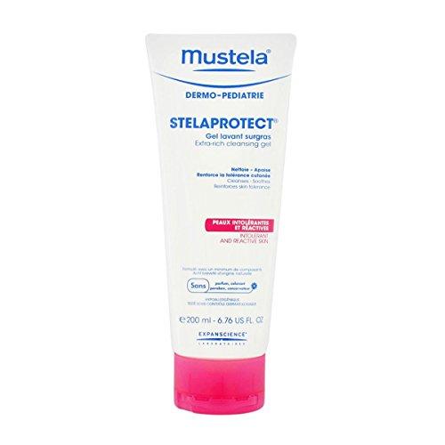 Mustela Stelaprotect Cleansing Gel 200ml
