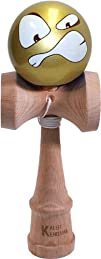 Kaleb Kendama With Golden Face And Ex…