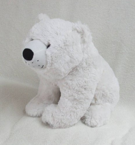 "Polar Bear Plush, From Nancy Tillman's ""On the Night You Were Born"", Collection - 1"