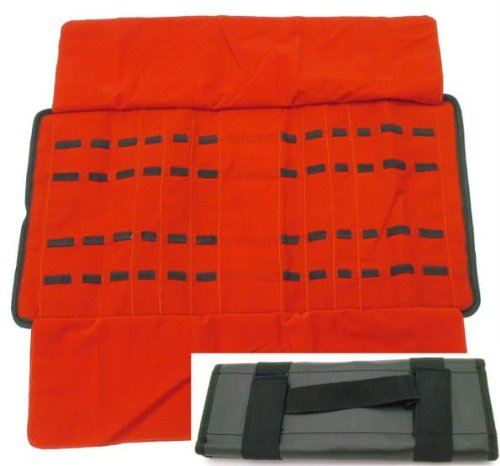 Knife Collectors Roll Case Roll Kniferoll - Accessories Knives