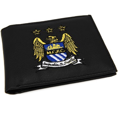Leather Wallet (7000) - Manchester City F.C