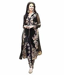 Kaizen Export Black Designer Salwar Suit (KEssb1y)