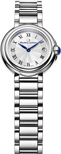 Maurice Lacroix Fiaba Round FA1003-SS002-110 Reloj de Pulsera para mujeres Clásico & sencillo