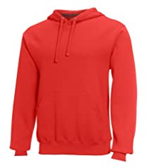 Fruit of the Loom Best CollectionTM Men's Fleece Pullover Hood