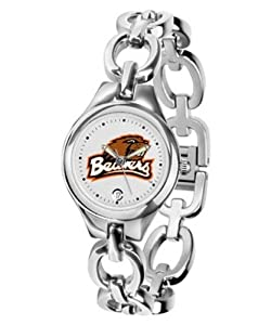 Oregon State Beavers Ladies Stainless Steel Bracelet Watch by SunTime