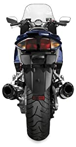 Two Brothers Racing (005-1170407) Standard Series Dual Slip-On Exhaust System with M-2 Carbon Fiber Canister
