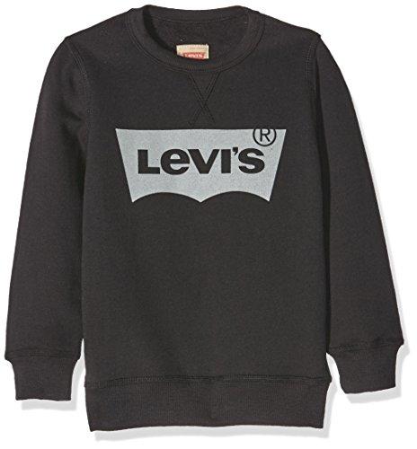 Levis Kids Sweat Batsport, Felpa Bambino, Schwarz (Caviar 02), 16 Anni