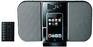 Edifier IF350encore Radio-réveil avec station d'accueil pour iPod/iPhone 3G/3GS/4G 12 W télécommande