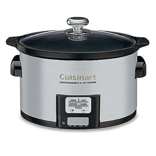 Cuisinart® 3.5 Quart Programmable Slow Cooker