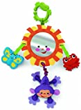 Fisher-Price N2542 Rainforest Take-Along Musical Mirror