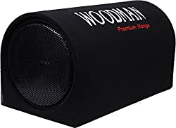 Woodman BT10 10 Inch Basstube With Inbuilt Amplifier Subwoofer