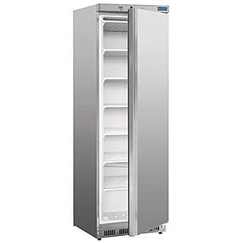 Réfrigérateur / Armoire réfrigérée négative 1porte 365L Polar Extérieur en acier inoxydable. Volume 365L.