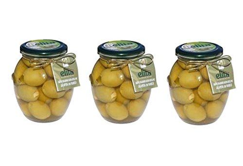 3x-oliven-grun-gefullt-mit-mandeln-und-jalapeno-je-360g-glas-215g-abtropfgewicht-aus-griechenland-gr