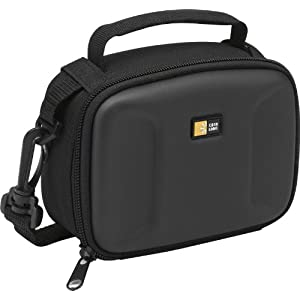 Case Logic MSEC-4 EVA Molded Camcorder Case (Black)