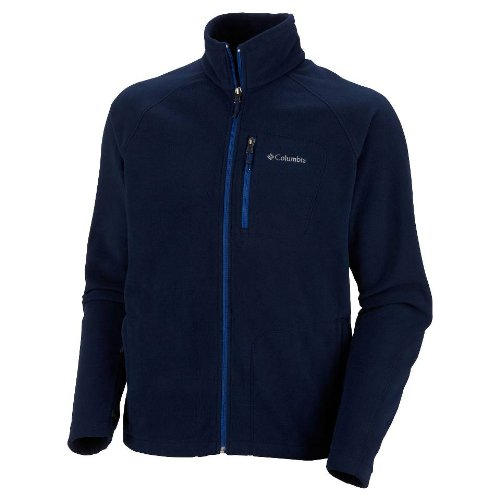Columbia Men's Tall Fast Trek II Full Zip Fleece