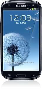 Samsung GT-I9305OKDDBT Galaxy S III LTE Smartphone (12,2 cm (4,8 Zoll) HD Super-AMOLED-Touchscreen, 8 Megapixel Kamera, Micro-SIM, Android 4.0) black