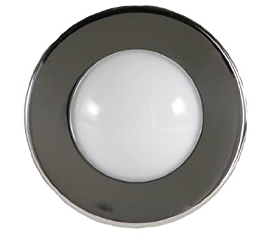 ITC (69660-SS-DB) Round LED Hardtop/Spreader Light