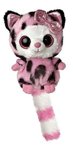 Aurora World YooHoo and Friends Small Pammee Pink Cheetah Plush