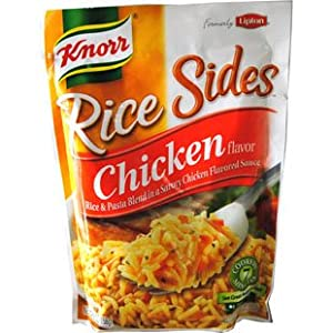Amazon.com : Knorr, Rice Sides, Chicken, 5.6oz Package