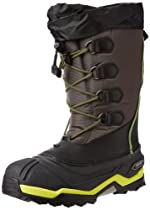 Big Sale Best Cheap Deals Baffin Men's Icebreaker Snow Boot,Charcoal/Fluorescent Green,12 M US