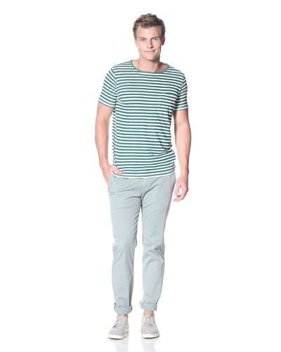 French Connection Men's Livingstone Stripe T-Shirt
